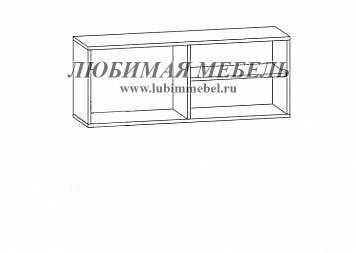Шкаф настенный Янг (фото, вид 1)