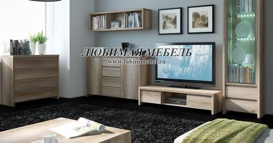 Тумба ТВ Каспиан (фото, вид 2)