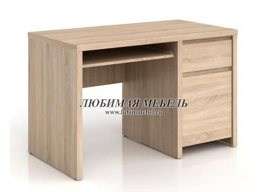 Стол письменный Каспиан (фото, вид 1)