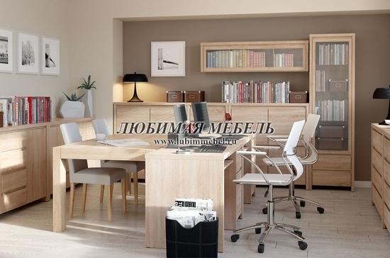 Стол письменный Каспиан (фото, вид 2)