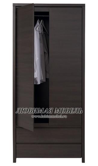 Шкаф платяной Каспиан (фото, вид 1)