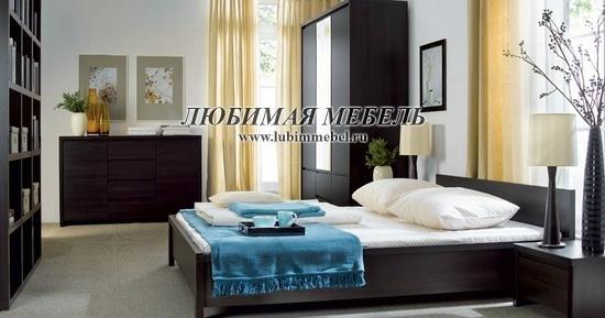Шкаф платяной Каспиан (фото, вид 2)