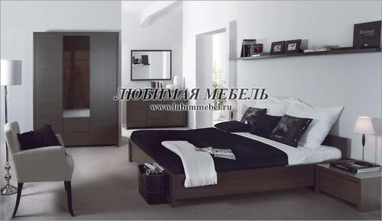 Кровать Каспиан (фото, вид 3)