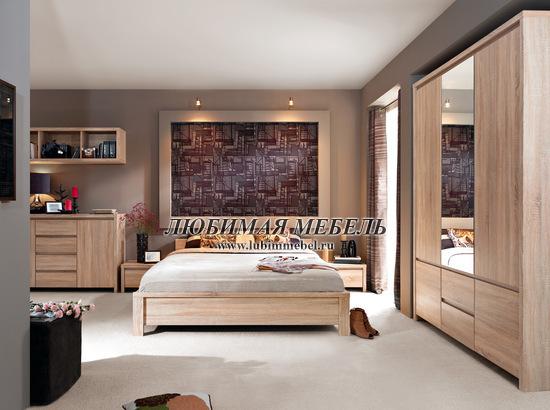Кровать Каспиан (фото, вид 4)