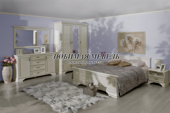 Кровать Кентаки (фото, вид 4)