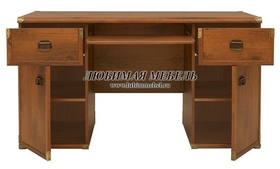 Стол письменный Индиана (фото, вид 1)