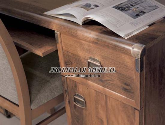 Стол письменный Индиана (фото, вид 5)