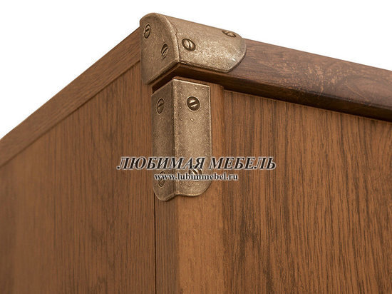 Шкаф с полками Индиана (фото, вид 3)