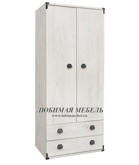 Шкаф со штангой Индиана (фото, вид 2)