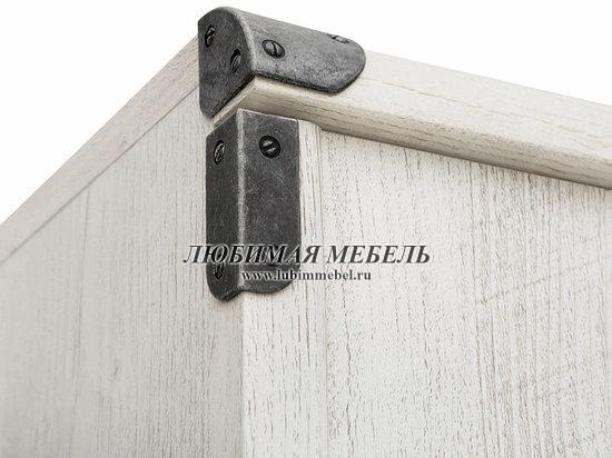 Шкаф со штангой Индиана (фото, вид 3)