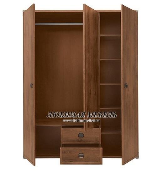 Шкаф Индиана (фото, вид 1)