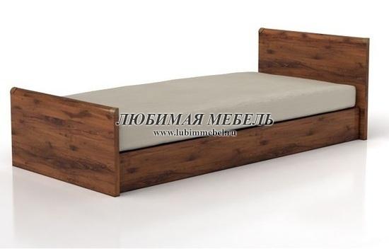Кровать Индиана (фото, вид 1)