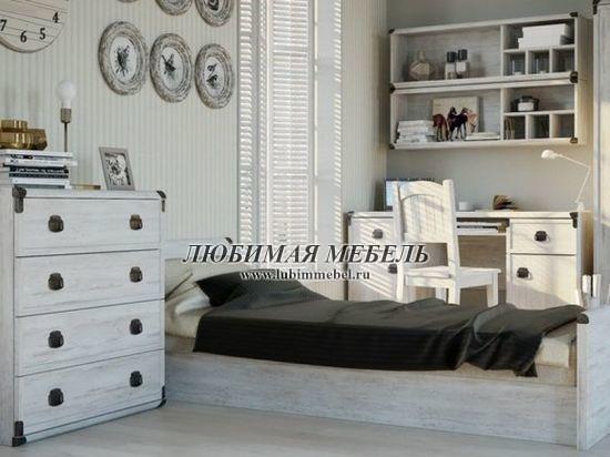 Кровать Индиана (фото, вид 5)