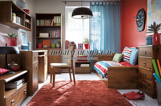 Кровать Индиана (фото, вид 4)