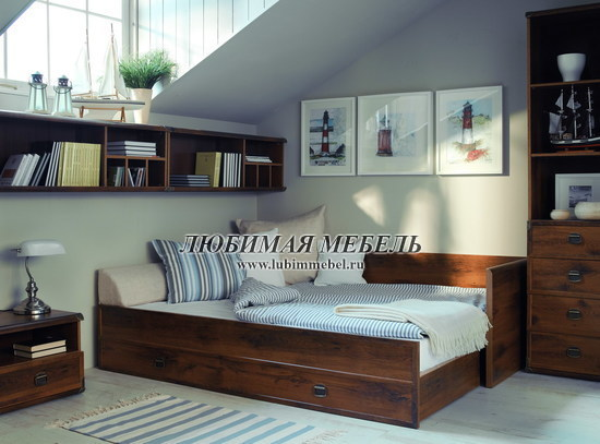 Диван-кровать Индиана (фото, вид 5)