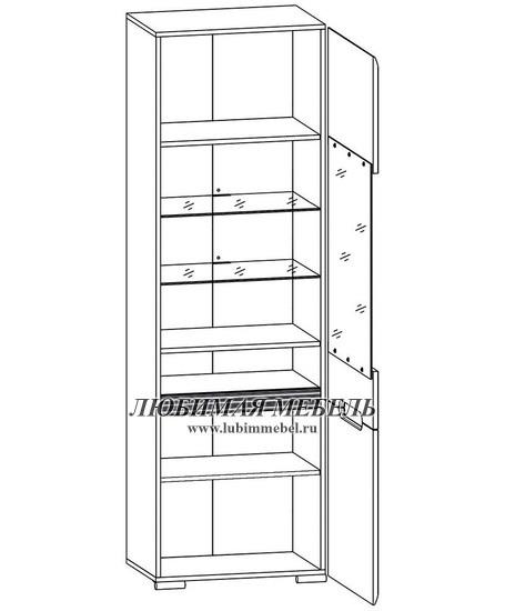 Шкаф Ацтека (фото, вид 4)