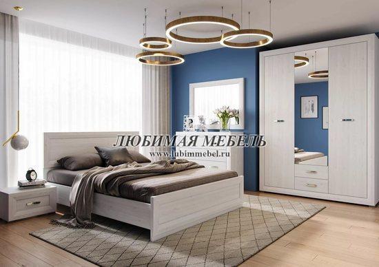Кровать Мальта (фото, вид 3)