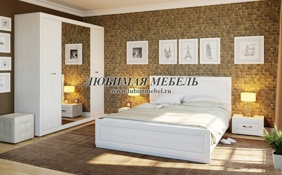 Кровать Мальта (фото, вид 4)