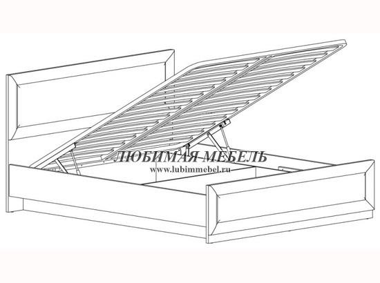 Кровать Мальта (фото, вид 1)