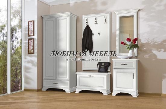 Шкаф с вешалкой Кентаки (правый) (фото, вид 2)
