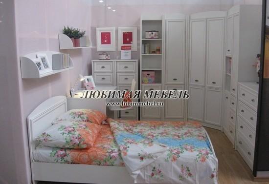 Кровать Салерно (фото, вид 5)