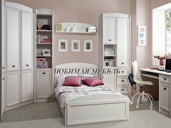 Шкаф комбинированный Салерно (фото, вид 3)