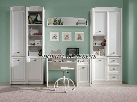 Шкаф комбинированный Салерно (фото, вид 4)