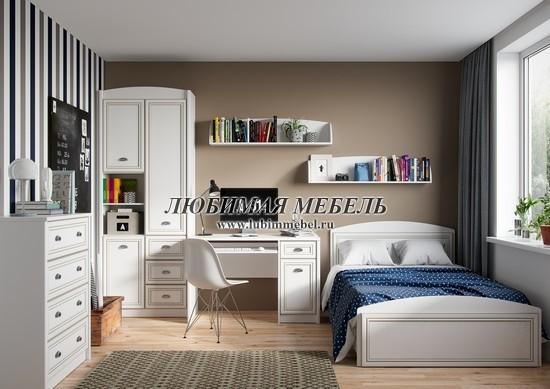 Шкаф комбинированный Салерно (фото, вид 6)