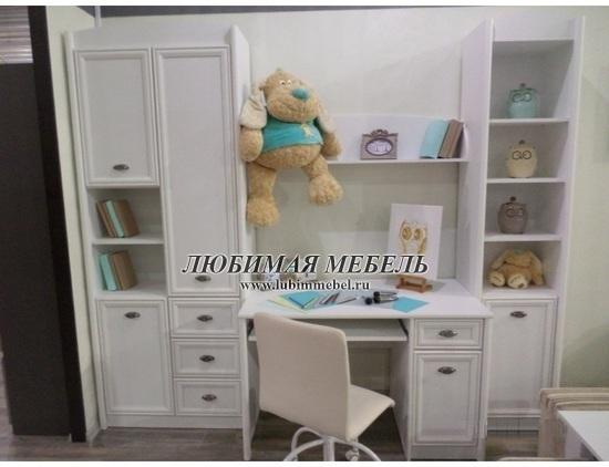 Шкаф комбинированный Салерно (фото, вид 7)