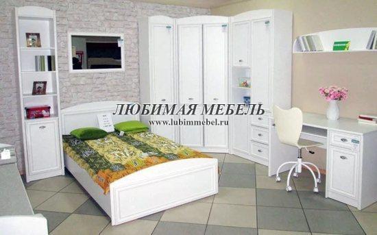 Шкаф комбинированный Салерно (фото, вид 9)