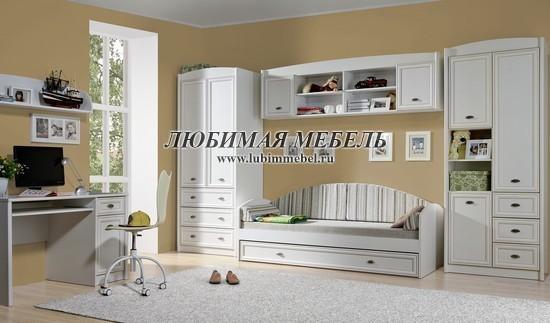 Шкаф настенный Салерно (фото, вид 2)