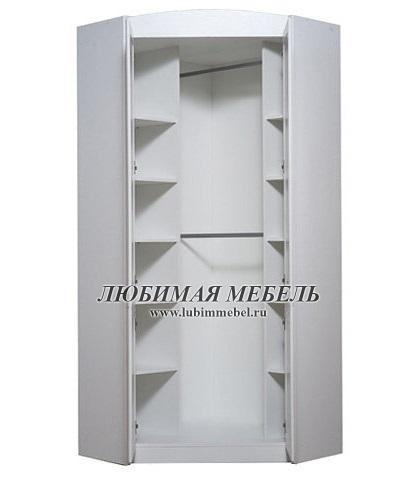 Шкаф угловой Салерно (фото, вид 1)
