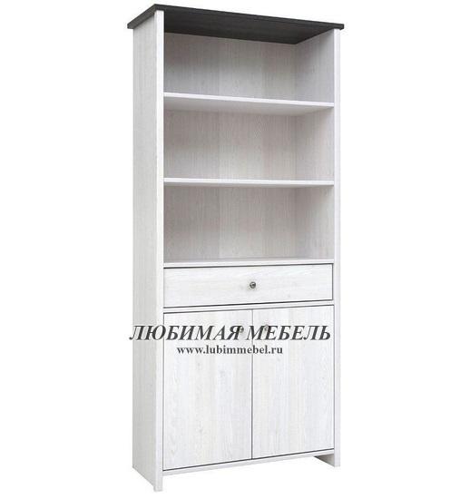 Шкаф комбинированный Порто (фото, вид 1)