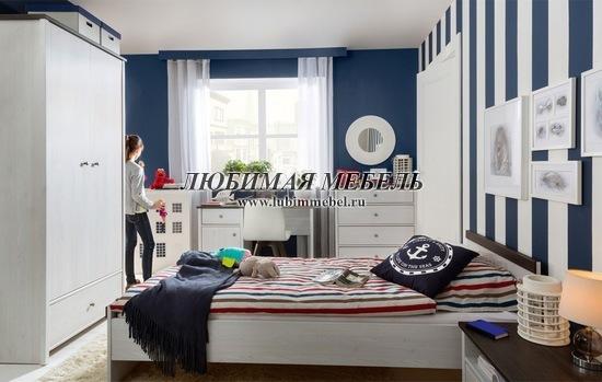 Кровать Порто (фото, вид 8)