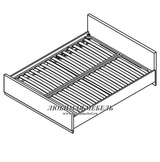 Кровать Порто (фото, вид 5)