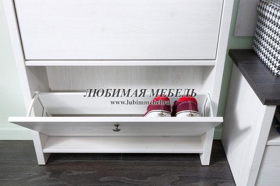 Тумба для обуви Порто (фото, вид 4)