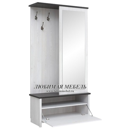 Шкаф с вешалкой Порто (фото, вид 2)