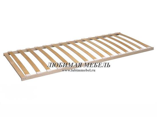 Кровать Коен LOZ90 (фото, основание деревянное)