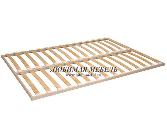 Кровать Коен LOZ140 (фото, деревянное основание)