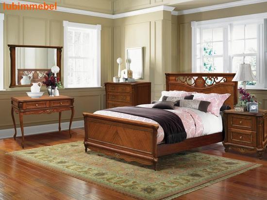 Кровать Алези античная бронза (фото, вид 3)