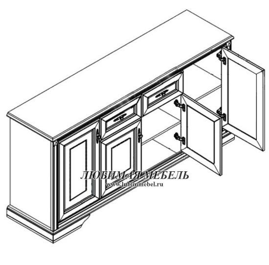 Тумба Стилиус (фото, вид 2)