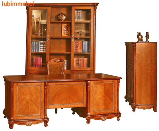 Стол письменный Алези (фото, вид 2)