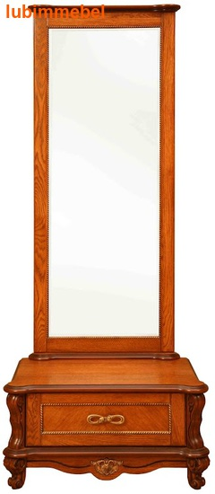 Зеркало напольное Алези 1 (фото, вид 2)