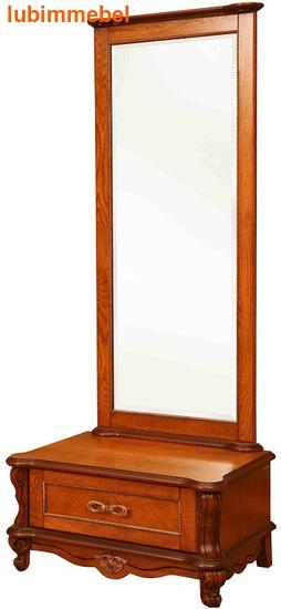 Зеркало напольное Алези 1 (фото, вид 3)