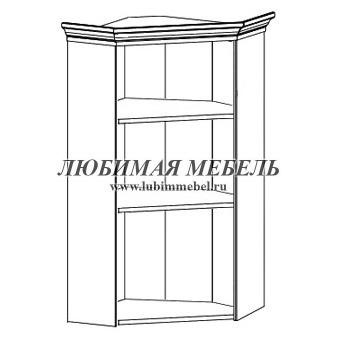 Шкаф верхний Кентаки (фото, вид 1)
