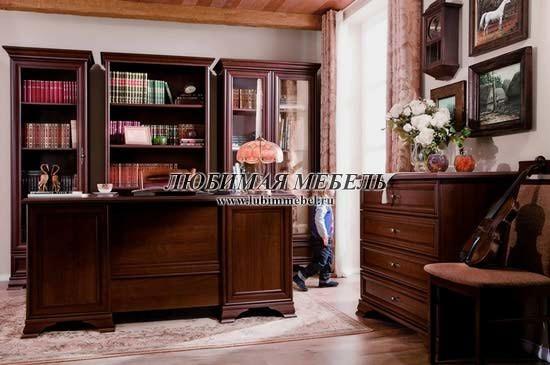 Стол письменный Кентаки (фото, вид 3)