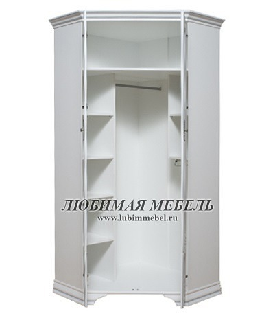 Шкаф угловой Кентаки SZFN2D (фото, вид 1)
