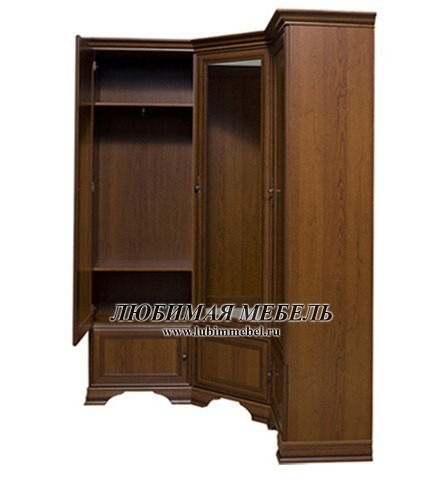 Шкаф угловой Кентаки SZFN5D (фото, вид 1)