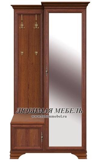 Шкаф с вешалкой Кентаки (правый) (фото)