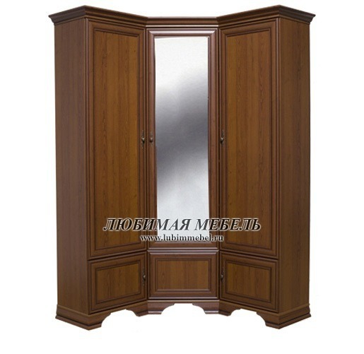 Шкаф угловой Кентаки SZFN5D (фото)